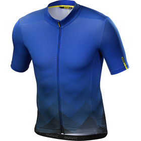 Mavic Cosmic Graphic Bike Jersey Shortsleeve Men blue